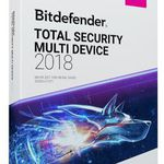 Bitdefender Total Security 2018: 6 Monate gratis