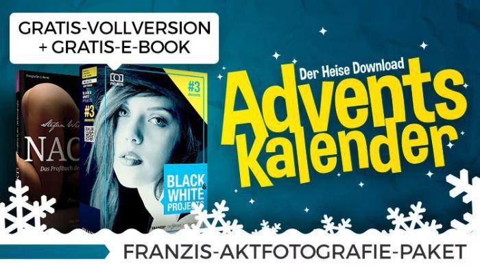 BLACK & WHITE projects 3 elements + Nackt! (Ebook) gratis