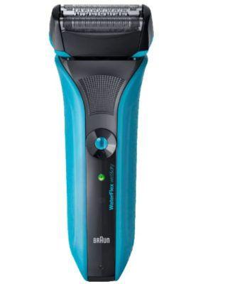 Braun WaterFlex WF2s Wet&Dry Rasierer blau für eff. 29€ (statt 73€)