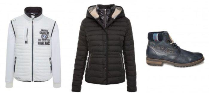 Camp David & Socxx SALE mit bis zu 70% Rabatt auf Damen und Herren Fashion