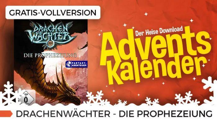 Drachenwächter   Die Prophezeiung (PC Spiel) gratis