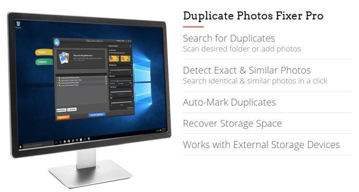 Duplicate Photos Fixer Pro 1.1.1 (Jahreslizenz, Win/Mac) kostenlos
