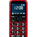 EASYmaxx Handy mit großen Tasten für 34,99€