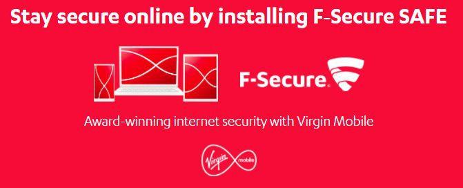 F Secure Virenscanner (Jahreslizenz, 5 Geräte) kostenlos