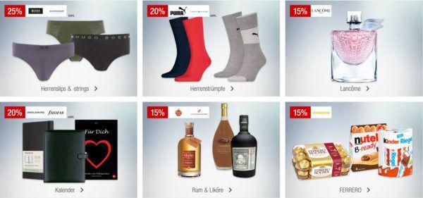 Galeria Kaufhof Feiertagsangebote bis Mitternacht   z.B. 15% auf Rum & Liköre, LEGO, Playmobil, Küchengeräte und vieles mehr