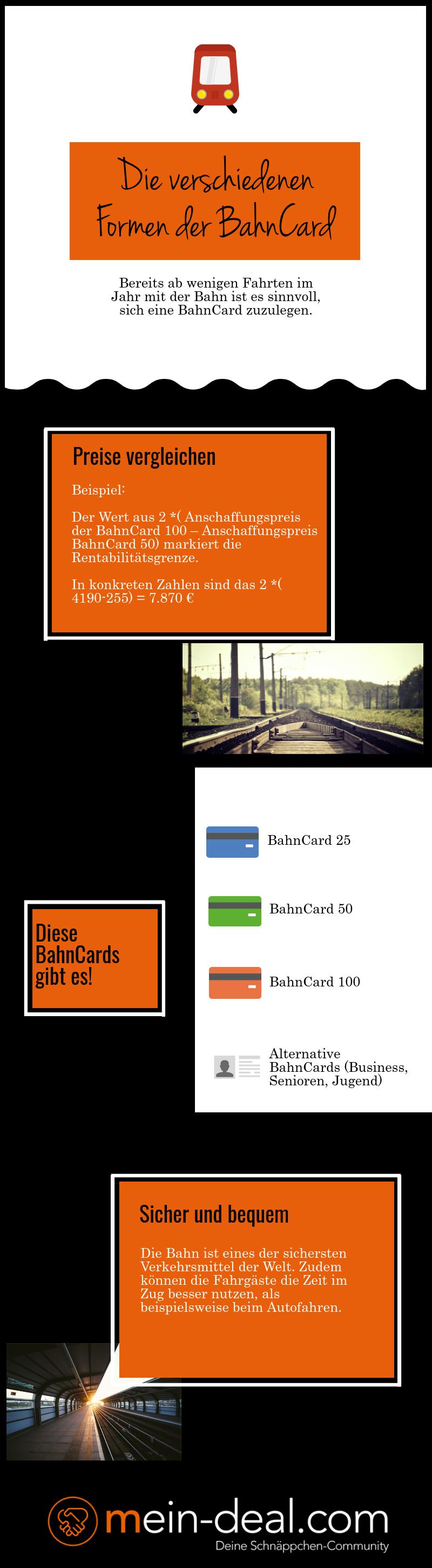 Mit der BahnCard kräftig sparen – So lohnt es sich richtig!