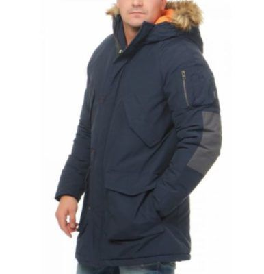 JACK & JONES   JAGER   Herren Winter Parka für je 69,90€