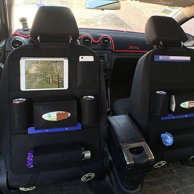 Rücksitztasche für das Auto in vielen Farben für je 4,21€