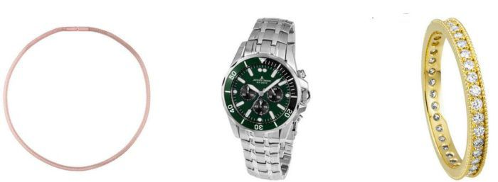 Galeria Kaufhof heute mit 20% Rabatt auf Uhren und Schmuck   z.B. TISSOT T Sport Herrenuhr Chronograph statt 320€ für 272€