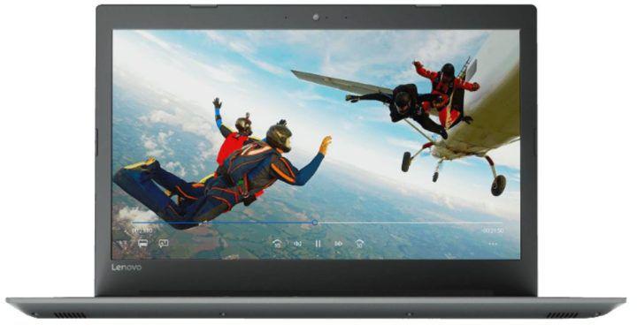 LENOVO IdeaPad 320   17,6 FullHD Notebook mit i5, 1TB HDD inkl. 128 GB SSD für 666€ (statt 738€)