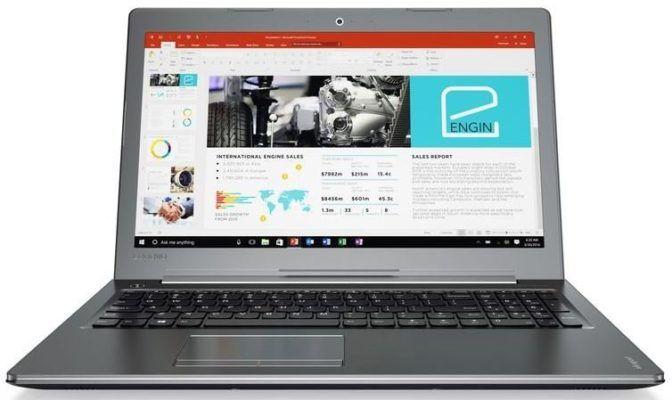 Lenovo Ideapad 510 15IKB   15,6 Notebook mit i5, 8GB RAM + 1TB HDD für 553,95€ (statt 749€)