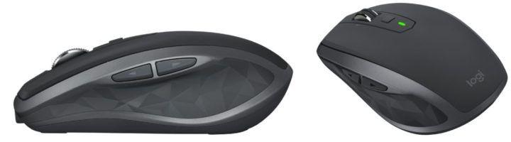 Logitech MX Anywhere 2S   kabellose Maus (Bluetooth für Mac und Windows) für 48€ (statt 61€)