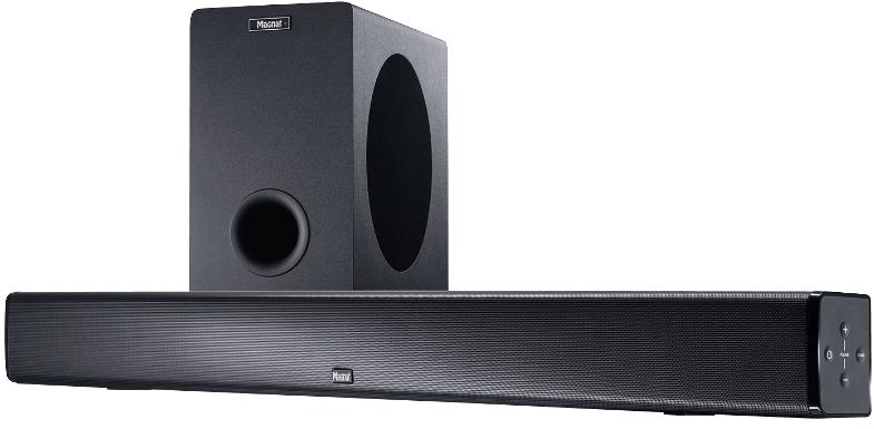 Magnat SBW 250 Soundbar mit Subwoofer für 199€ (statt 253€)