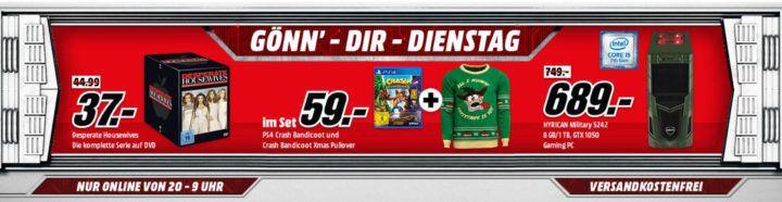 BioShock   The Collection [PlayStation 4] für 20, € uvm. im Media Markt Dienstag Sale
