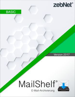 zebNet MailShelf Basic (Vollversion) gratis