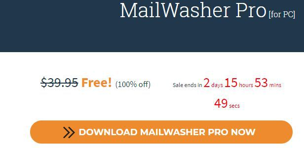 MailWasher Pro (3 Computer Jahres Lizenz) kostenlos