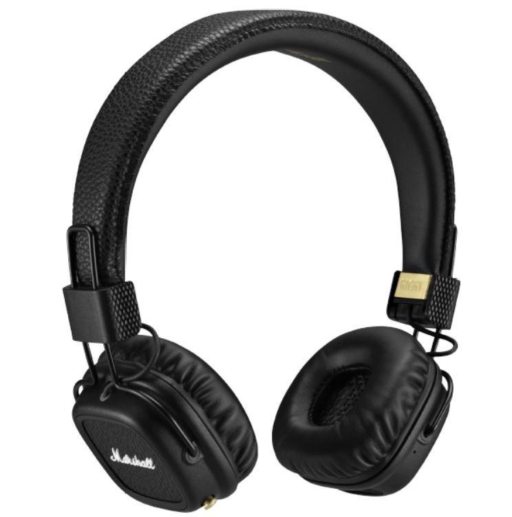 Saturn Nacht der Kopfhörer: z.B. MARSHALL Major MKII Bluetooth On ear Kopfhörer für 66€