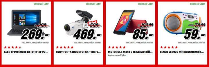 Media Markt Adventskalender Tag 17: z.B. RÖSLE Elegance 2 tlg. Pfannenset satt 86€ für 44€