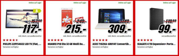 Media Markt Adventskalender Tag 6: z.B. SILIT Lucca 24 tlg. Besteck Set für 42€