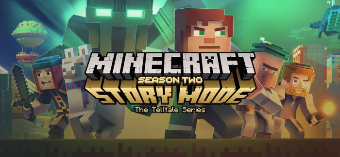 Minecraft: Story Mode   Season Two (Android) gratis statt 4,99€
