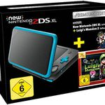 New Nintendo 2DS XL + Luigi's Mansion 2 ab 149€ (statt 169€)
