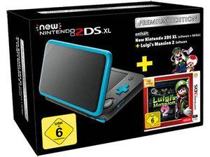 New Nintendo 2DS XL + Luigis Mansion 2 für 130,25€ (statt 149€)