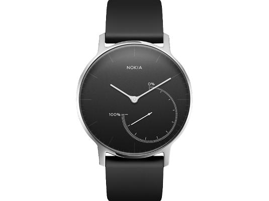 Nokia Activité Steel Smartwatch für 69€ (statt 79€)