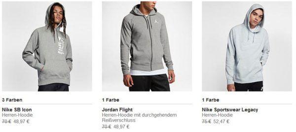 NIKE mit 25% extra Rabatt im 60% Sale   günstige Sneaker, Jacken, Shorts und vieles mehr