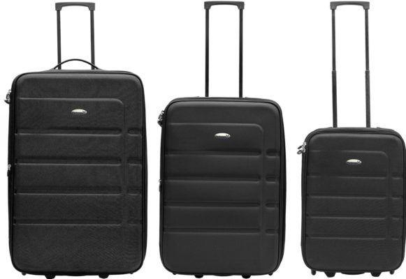 Packenger Easy Traveller Koffer 3er Set für nur 69€