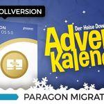 Paragon Migrate OS 5 kostenlos