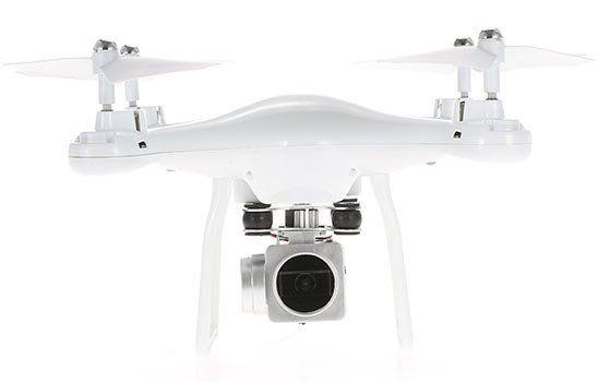 S10 WIFI FPV Quadcopter mit 120° Weitwinkel HD Kamera für 37,83€