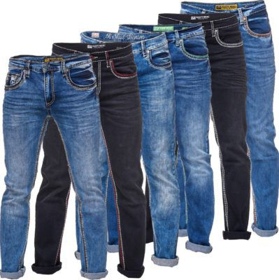 Rusty Neal straight Cut Herren Jeans für je 34,95€