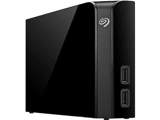 Seagate (STEL6000200) Backup Plus HUB Desk   Externe Festplatte mit 6 TB für 111€ (statt 136€)