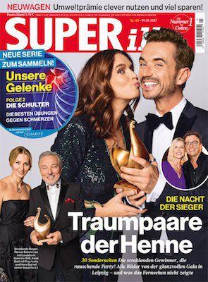 TOP! 20 Ausgaben Superillu für 38€ inkl. 30€ Verrechnungsscheck
