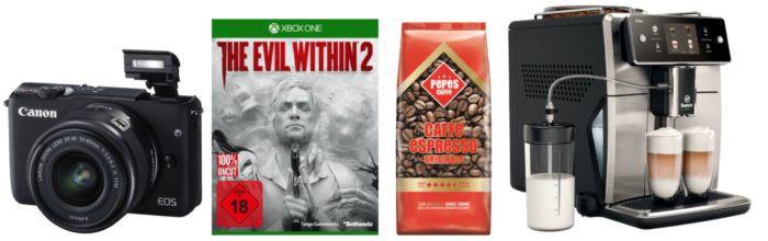 Saturn Late Night Shopping Übersicht   u.a.: The Evil Within 2 XBox One / PS4 statt 34€ für 25,00 €