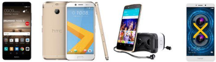 Saturn: Nacht der Smartphones   z.B. Honor 8 für  249,00 €