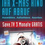 Nur heute: 3 Monate Save.TV gratis