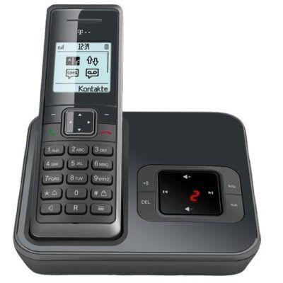 TELEKOM Sinus A 206   DECT Schnurlos Telefon mit Anrufbeantworter für 22€ (statt 34€)