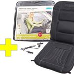 WAECO Sitzheizung (Auflage Heizmatte) + Scheibenenteiser Spray Sonax für 28,99€