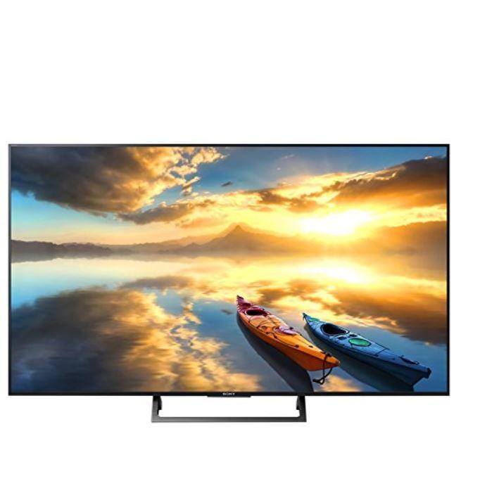 TOP! Sony KD 65XE7005 Bravia   65 Zoll UHD Smart TV mit PVR für 799€ (statt 979€)