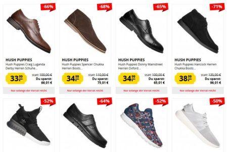 Abgelaufen! SportSpar mit 10% Adventsgutschein auf alle Schuhe   z.B. Hush Puppies Deacon Mainstreet Herren Boots ab 35,99€