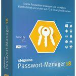 Steganos Passwort Manager 18 (Lifetime Lizenz, Windows) kostenlos