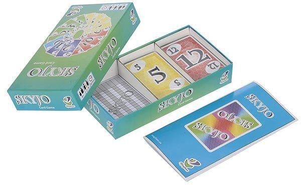 SKYJO   Kartenspiel für Jung und Alt für 14,99€
