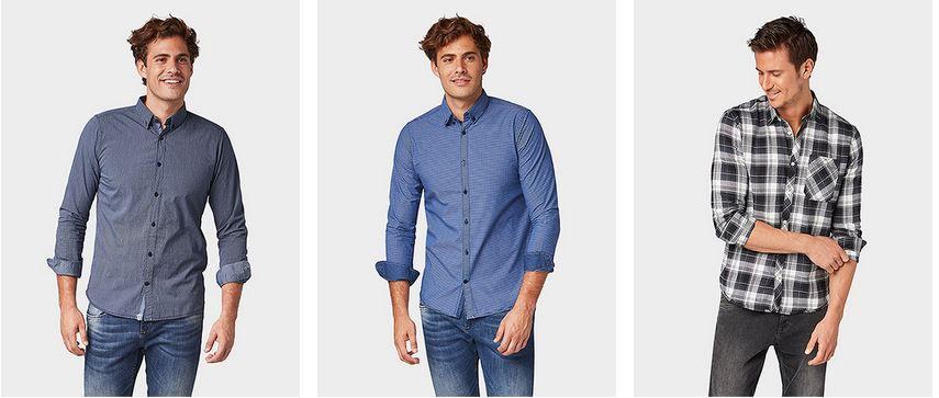 Tom Tailor: 20% Rabatt auf alle Hosen, Hemden, Kleider & Blusen