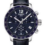 Galeria Kaufhof heute mit 20% Rabatt auf Uhren und Schmuck – z.B. TISSOT T-Sport Herrenuhr Chronograph statt 320€ für 272€