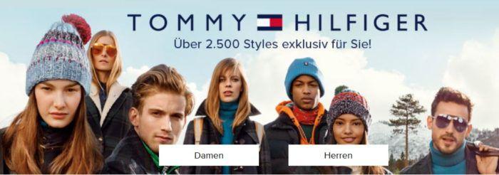 Tommy Hilfiger Sale heute bei dress for less mit bis 60% Rabatt + 10% Gutschein