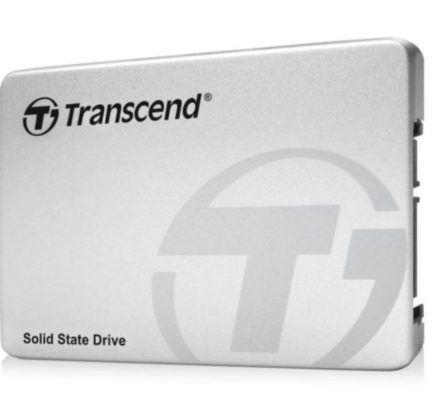 Transcend 240GB interne SSD mit Aluminium Gehäuse für 39,90€ (statt 47€)