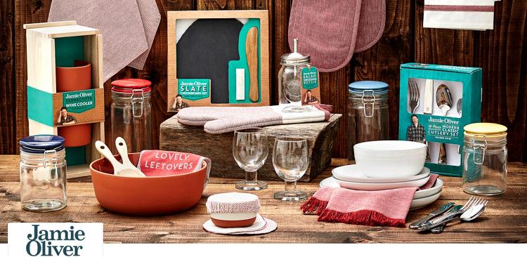 Jamie Oliver Sale mit bis zu 50% Rabatt bei vente privee   z.B. Grill Sizzler One ab 79,99€ (statt 124€)
