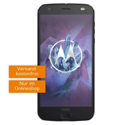 Motorola Moto Z2 Force für 49€ (statt 669€) + Vodafone Allnet Flat mit 1GB für 19,99€ mtl.