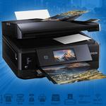 EPSON Expression Premium XP-830 Tintenstrahl-Multifunktionsdrucker für 111€ (statt 126€)